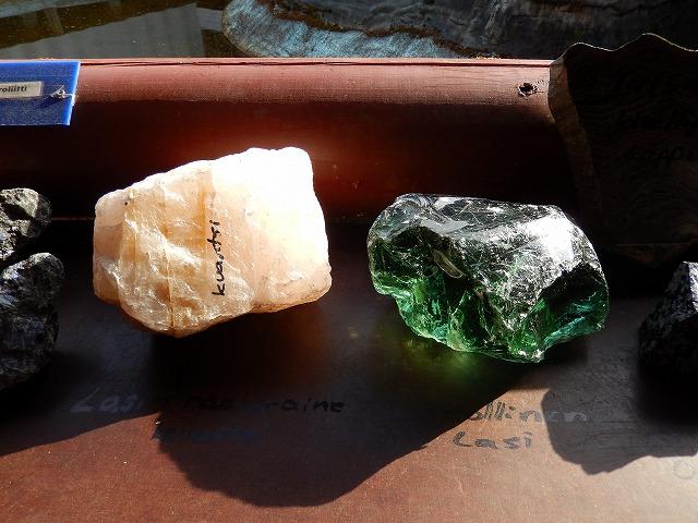 石の展示3