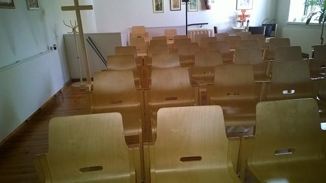 ムーラメ教会別室