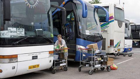 買い物バス