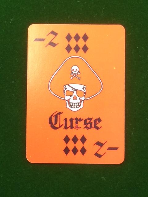 呪いカード