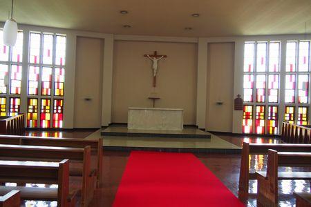 お祈りの部屋