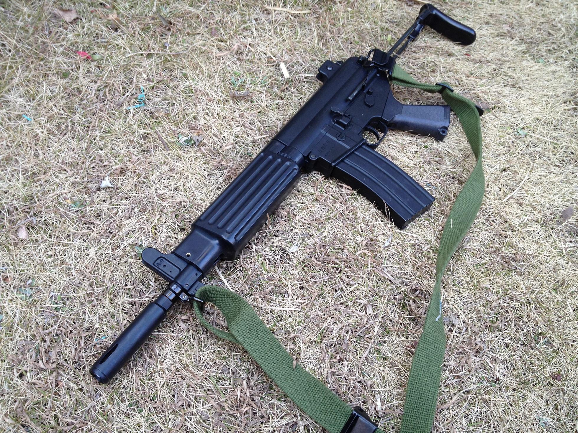 K1 (機関短銃)
