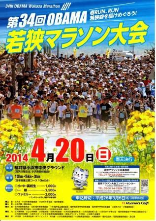 若狭マラソン