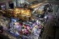 中州の島のマーケット1