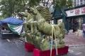 中国の石の店も2