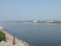 朝の黒竜江