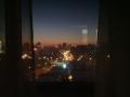 夕陽のウルムチ