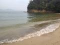 弓削島の海1