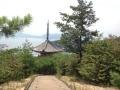 向上寺三重塔1