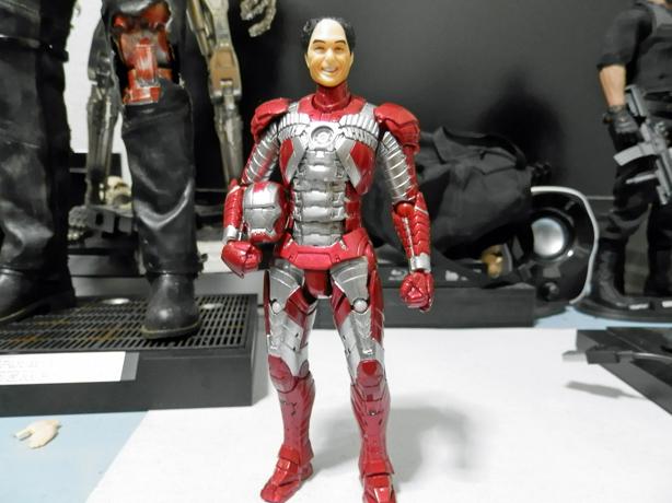 エガアイアンマン2