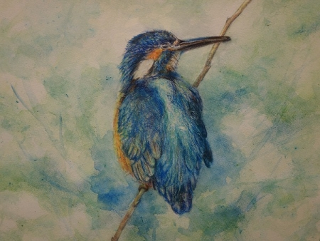 水彩色鉛筆3