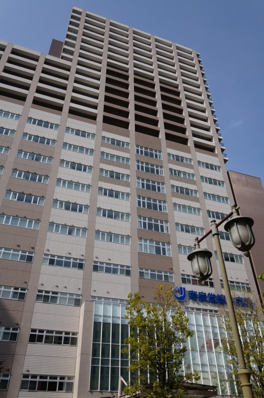 寿泉堂総合病院:病院一体型マンションは新しいカタチとなるか