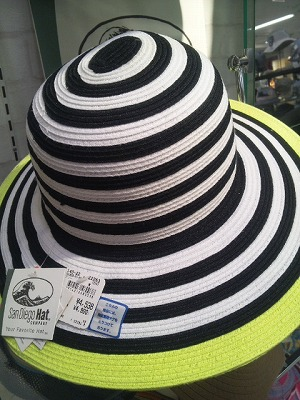 帽子 グリーン