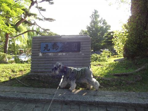 函館 元町公園