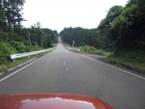 男鹿中浜間口ア鯵ケ沢付近