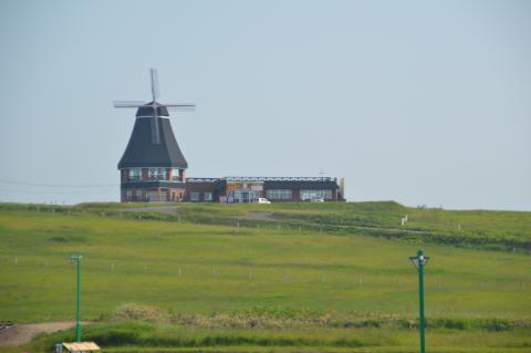 宗谷岬の風車アルメリア