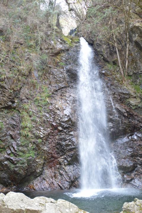 払沢の滝 滝?