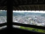 櫓からの景色