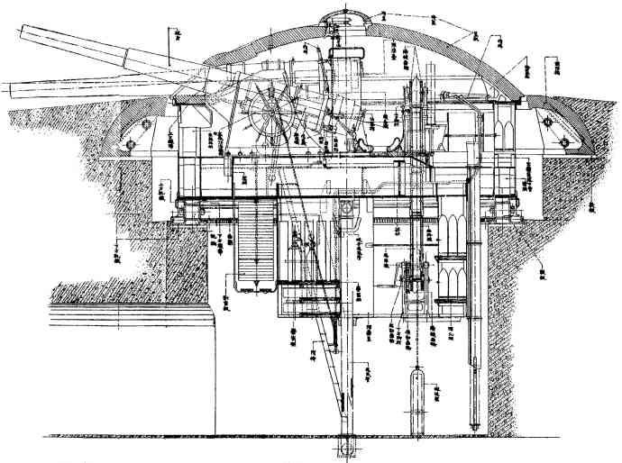 断面図(横から)