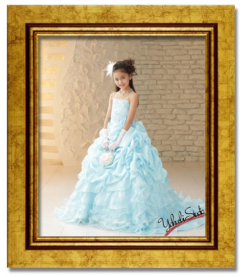 1403213937二分の一成人式ドレス