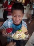 アイスクリーム屋さん。