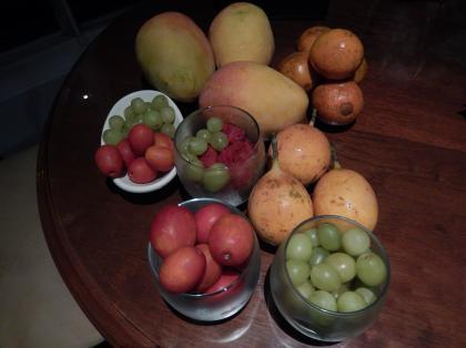 ペルー2014.1フルーツ