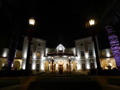 ペルー2014.1リマ・カントリークラブ夜景