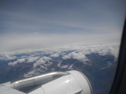 ペルー2014.1ラン航空クスコ行