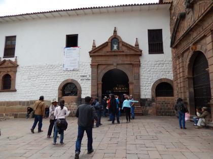 ペルー2014.1コリカンチャ