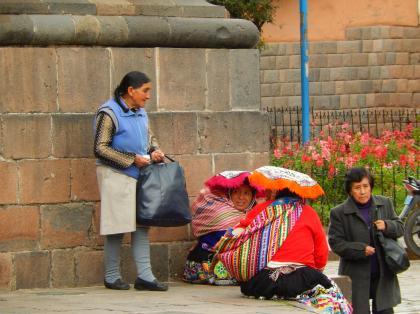 ペルー2014.1クスコ市内