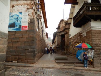 ペルー2014.1クスコ市内・宗教博物館
