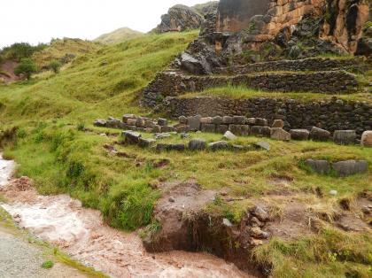 ペルー2014.1クスコ郊外タンボマチャイ