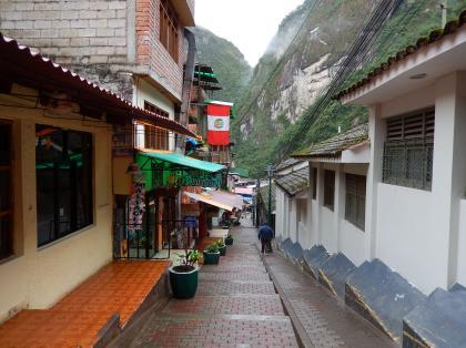 ペルー2014.1マチュピチュ村