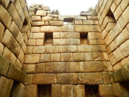 ペルー2014.1マチュピチュ・王女の宮殿
