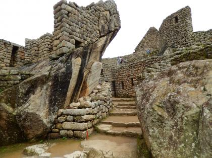ペルー2014.1マチュピチュ・コンドル神殿