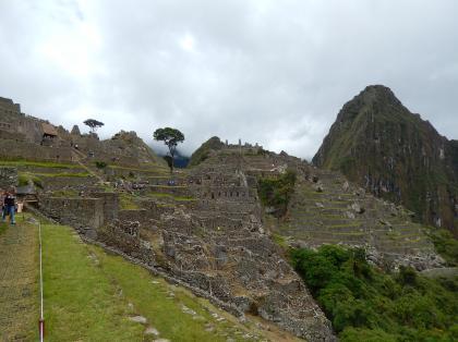 ペルー2014.1マチュピチュ