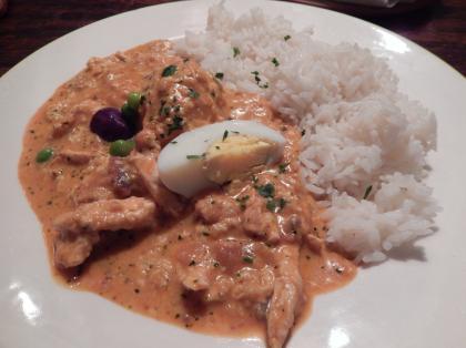 ペルー2014.1クスコレストラン
