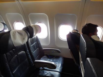 ペルー2014.1ラン航空リマ行き