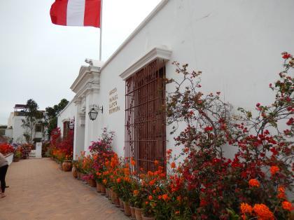 ペルー2014.1リマ・ラファエルラルコ博物館