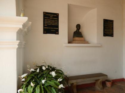 ペルー2014.1クスコ・ラファエルラルコ博物館