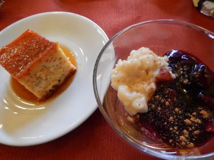 ペルー2014.1ペルー料理ブッフェ