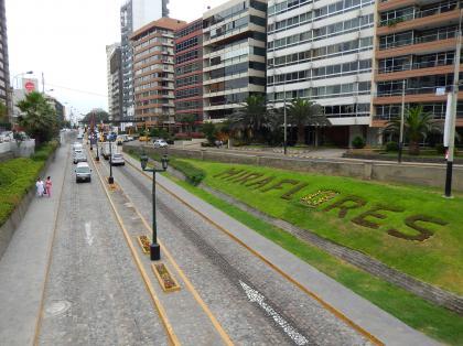 ペルー2014.1リマ・ミラフローレス