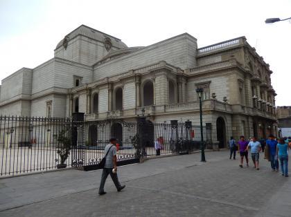 ペルー2014.1リマ・市立劇場