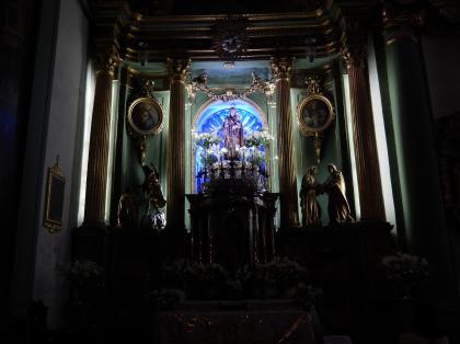 ペルー2014.1リマ・サントドミンゴ教会