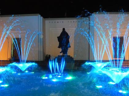 ペルー2014.1リマ・水と魔法の回廊