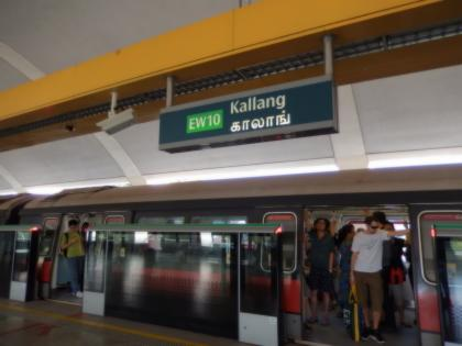 シンガポール2014.2カラン海老そば