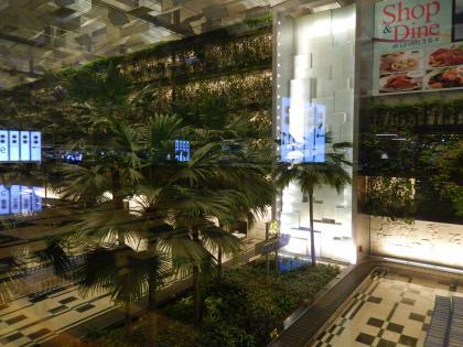 シンガポール2013.2チャンギ空港