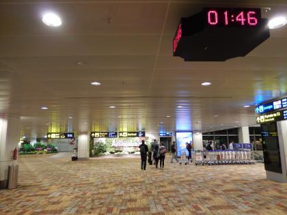 シンガポール2014.5シンガポール空港