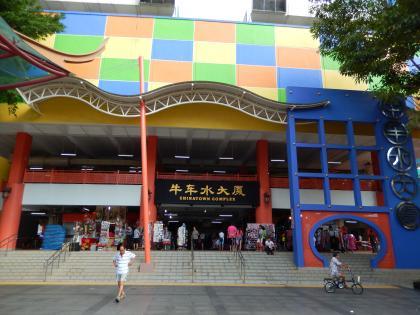 シンガポール2014.5チャイナタウン