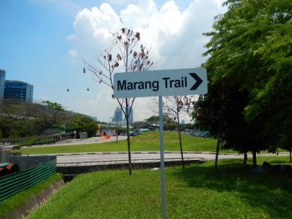 シンガポール2014.5マウントフェーバー